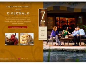 Zocca at the Westin Riverwalk